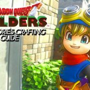 Dragon Quest Builders accessories crafting guide