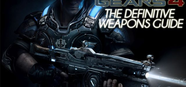 Gears Of War 4 weapons guide: The definitive arsenal playbook