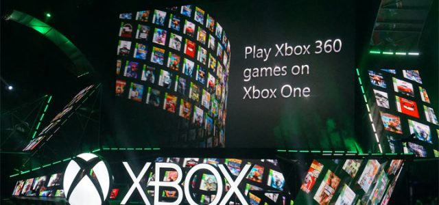 Xbox head would like 'all third-party games' on Xbox One backwards compatibility