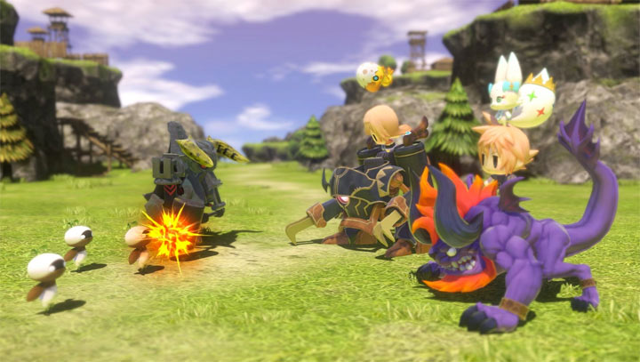 World Of Final Fantasy battle system guide: How to unlock every champion