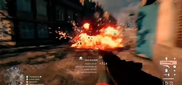 Only in Battlefield: Is this one of the most satisfying multi-kills ever?