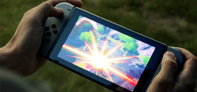 Nintendo Switch is powered by Nvidia