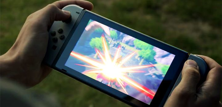 Nintendo Switch is a home gaming console 'first and foremost'