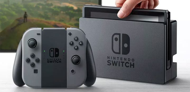 Nintendo Switch: Everything We Know About Nintendo's New Console