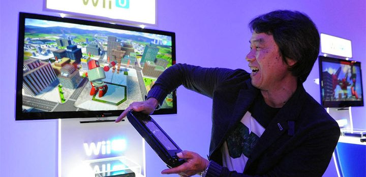 Shigeru Miyamoto's Project Giant Robot is still alive: Could it be Switch bound?