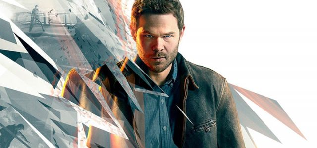 Quantum Break's hilarious PC mishap: Unregistered FRAPS watermark appears in cutscene