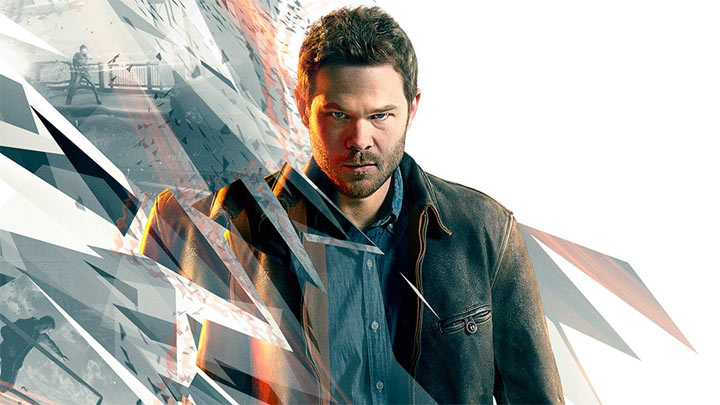 Quantum Break's hilarious PC mishap: Unregistered FRAPS watermark appears in cutscene