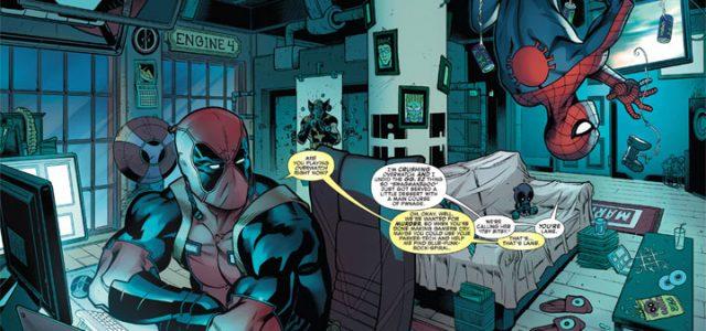 Spider-Man loves Overwatch