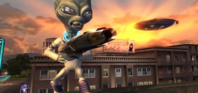 The criminally underrated Destroy All Humans! is now on PS4