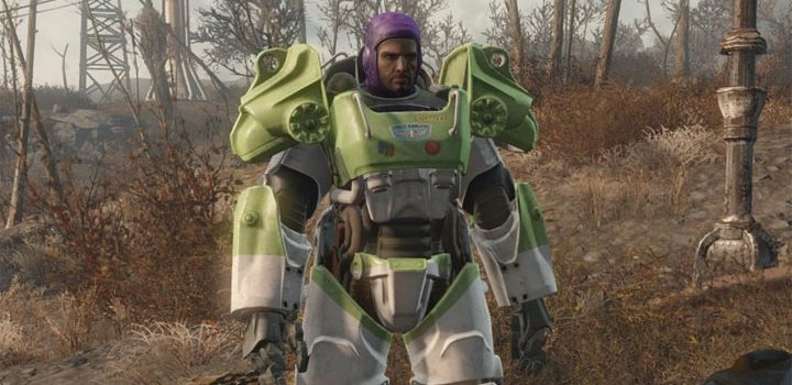 Fallout 4 PS4 mod support launches this week