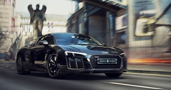 Final Fantasy XV's Audi R8 Star of Lucis can be yours … for a lot of money