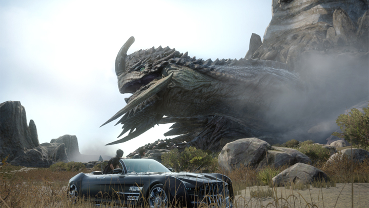 Final Fantasy XV: How to defeat the Adamantoise to earn the Tortoise Toppler Gold trophy