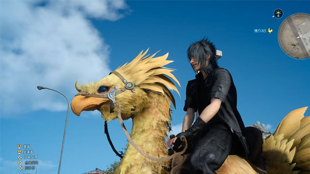 final fantasy xc chocobo