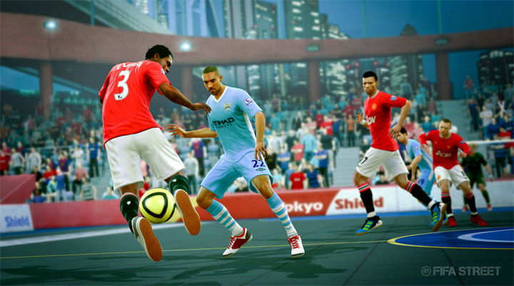 FIFA Street looks set for a rebirth