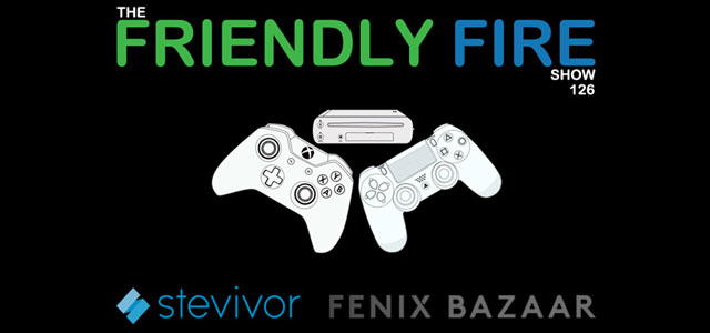 Friendly Fire Show 126: PAX AUS Special