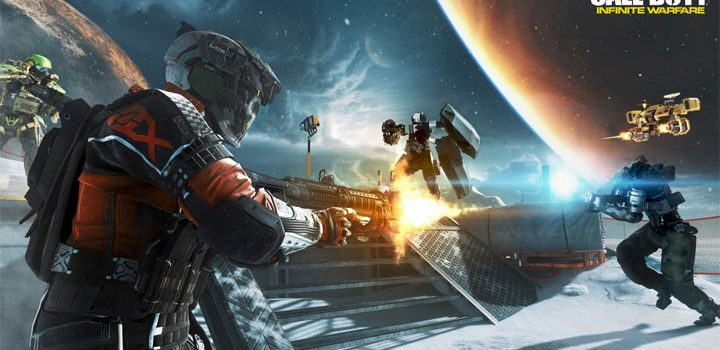 Call Of Duty Infinite Warfare – How to earn the 'Peace to the fallen' Achievement