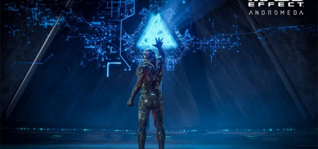 Mass Effect Andromeda's shiny cinematic trailer reveals new story details