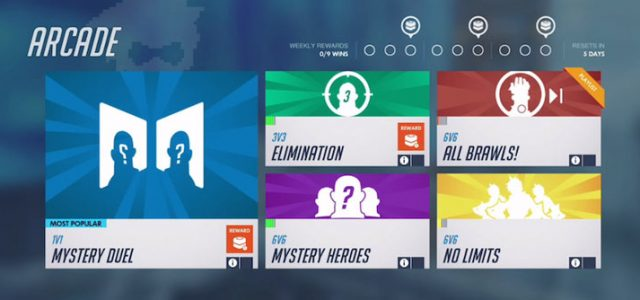 Overwatch Arcade mode, and how Blizzard is keeping Quick Play relevant