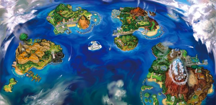 Pokemon Sun And Moon's Pokemon Gyms have been replaced by Trials