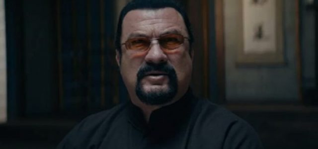 Steven Seagal is now a playable character in World Of Warships