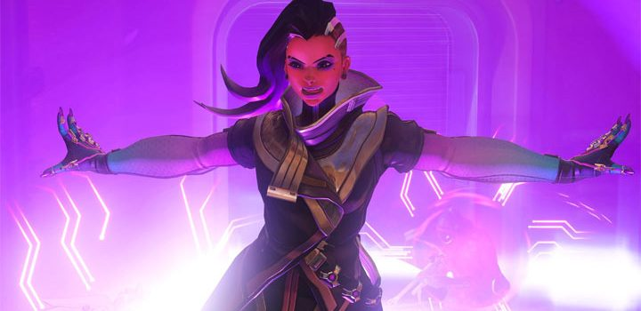 Overwatch Sombra hacking guide: How her abilities work against other characters