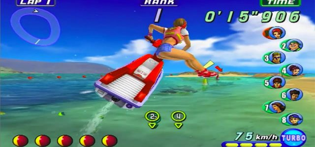 Is Wave Race about to be revived for Nintendo Switch?
