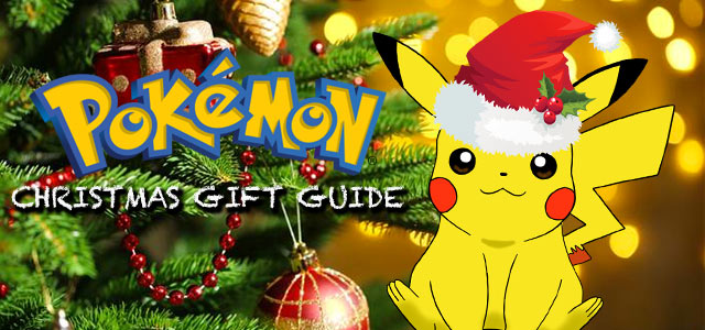 Pokemon Christmas gift ideas for the Trainer in your life