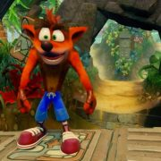 The one video that encapsulates the utter insanity of Crash Bandicoot