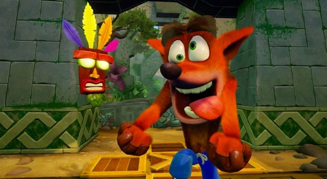 How does the new Crash Bandicoot compare to the PS1 original?