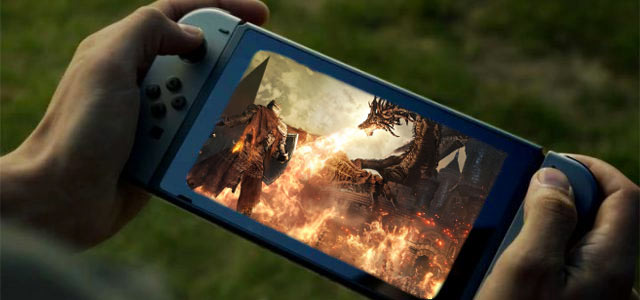Dark Souls Trilogy could come to Nintendo Switch