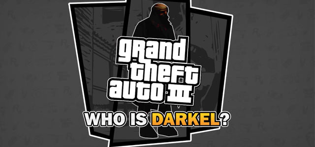 The mystery of Grand Theft Auto 3's creepy cut character, Darkel