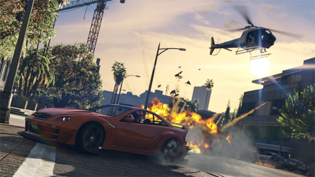 GTA Network, a standalone multiplayer mod for GTA V, has