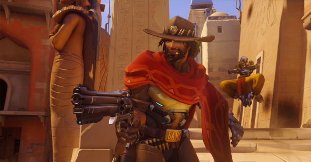 Overwatch PTR update: McCree buff is far more significant than we thought