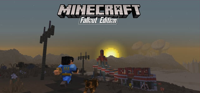 Minecraft: Fallout Edition sees the return of Dogmeat and co
