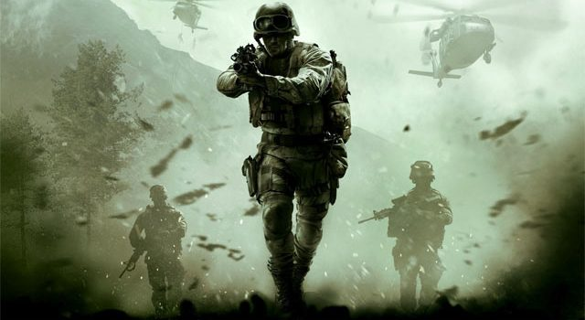 Modern Warfare Remastered's free DLC kicks off Christmas celebrations