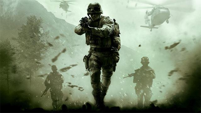 Modern Warfare Remastered's free DLC kicks off Christmas celebrations