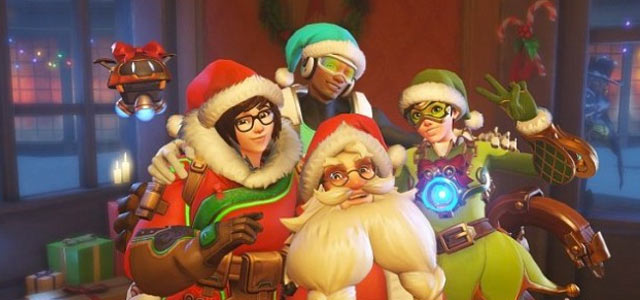 From Overwatch to Pokemon Go: The Christmas gaming events you can't miss