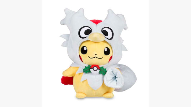 pokemon christmas