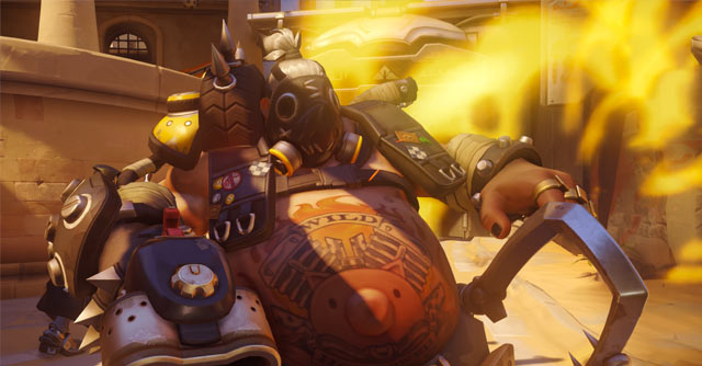 Overwatch Roadhog hook fix incoming, will likely make him 'a bit weaker'