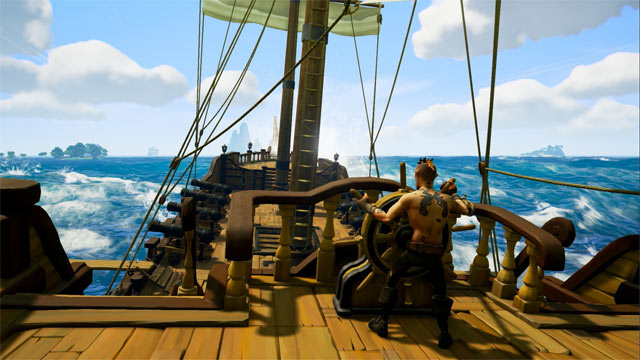 sea of thieves alpha