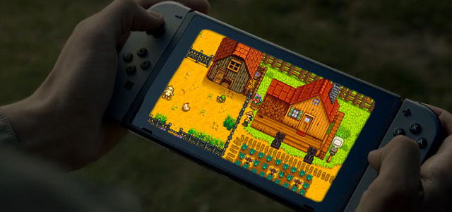 Stardew Valley provides a major boost to the Nintendo Switch games library