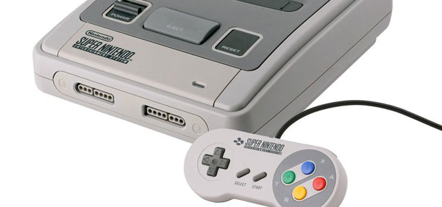 SNES Classic Edition could be on the way in 2017