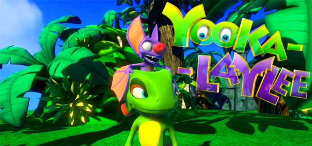 Yooka-Laylee moves from Wii U to Switch, out April 11