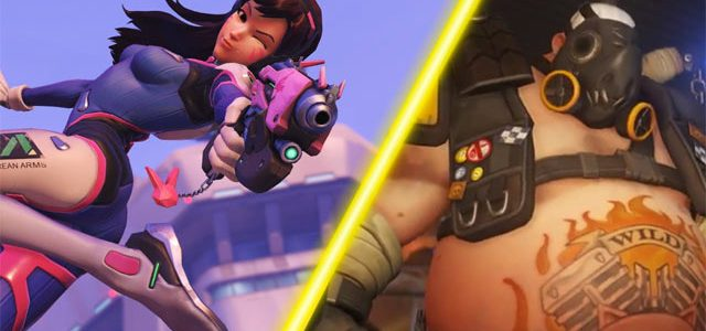 The Overwatch community is not happy about D.Va and Roadhog nerfs