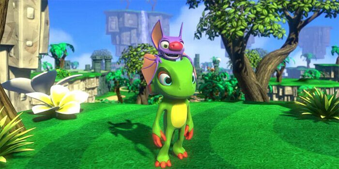 Yooka-Laylee multiplayer trailer harkens back to N64 days, local co-op confirmed