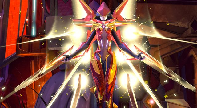 Battleborn's impossible fight against the brute force of Overwatch