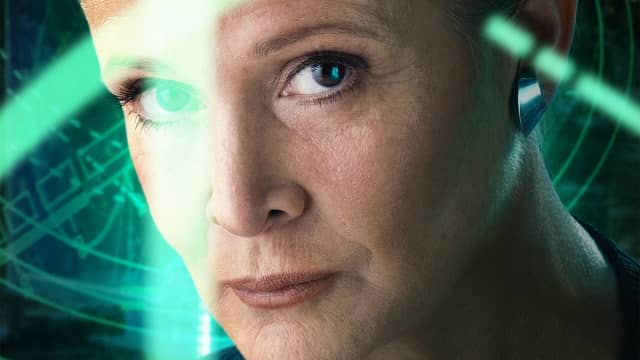 carrie fisher dishonored
