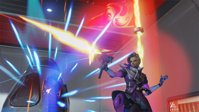 Overwatch's Capture The Flag mode just doesn't belong