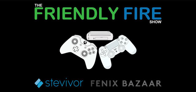 Friendly Fire Show 130: Survival Switch