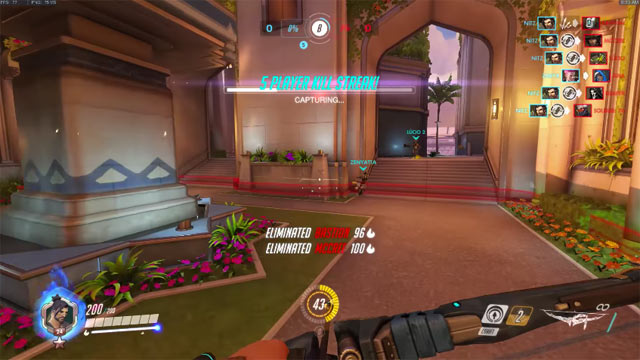 overwatch kill feed